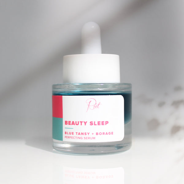 Limited Edition • Blue Tansy + Borage Beauty Sleep Perfecting Serum • .6oz