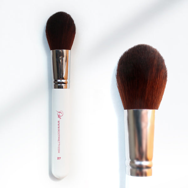 Root #27 Precision Powder Brush