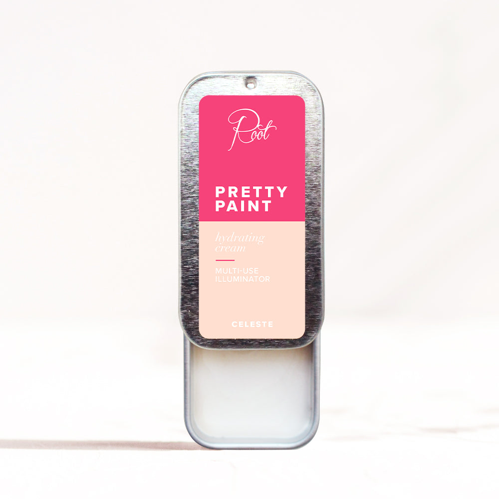 EXCLUSIVE Celeste • Pretty Paint Hydrating Cream Multi-Use Illuminator