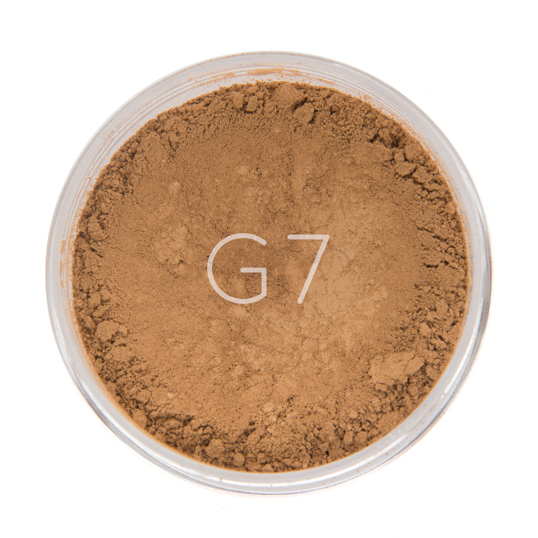 Pearl Powder Mineral Foundation - Root