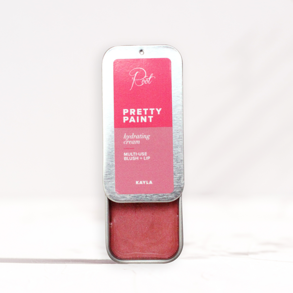 Kayla • Pretty Paint Hydrating Cream Multi-Use Blush + Lip