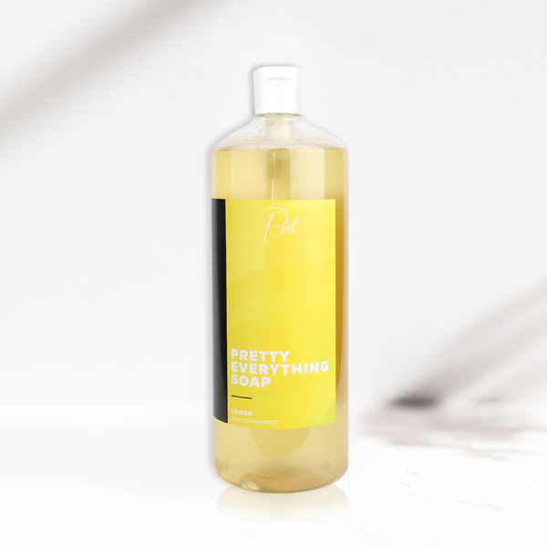 Bulk Pretty Everything Soap • Lemon Soap Concentrate