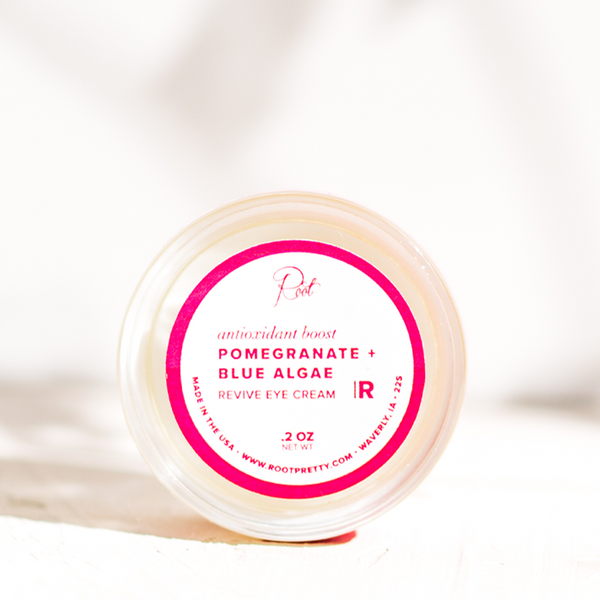 Antioxidant Boost Pomegranate + Blue Algae Revive Eye Cream