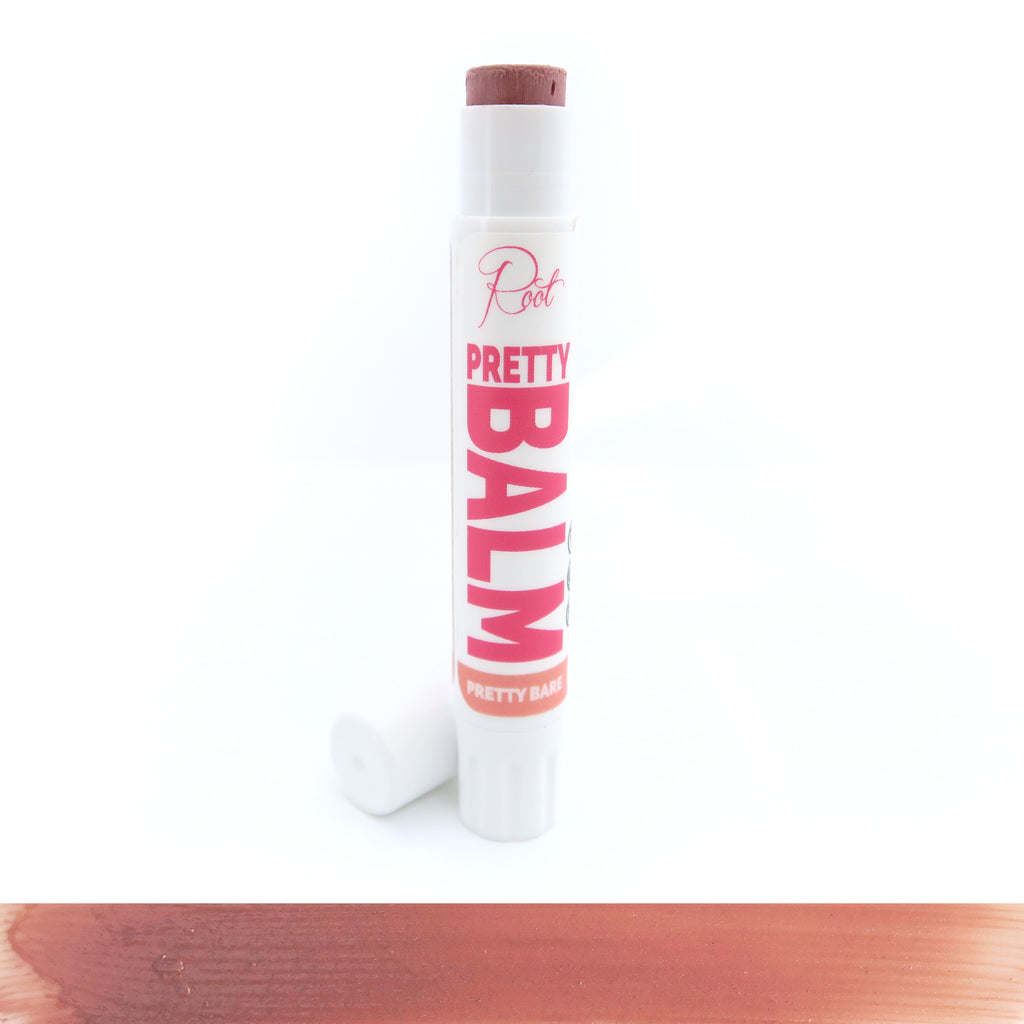 Pretty Bare Pretty Balm • 100% Natural • Vegan • Tinted Lip Balm