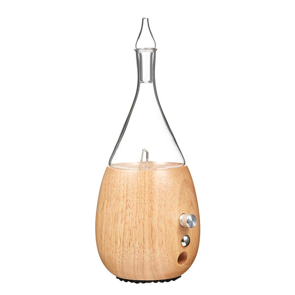 Raindrop Glass Nebulizing Diffuser for Essential Oils • SHIPS FREE