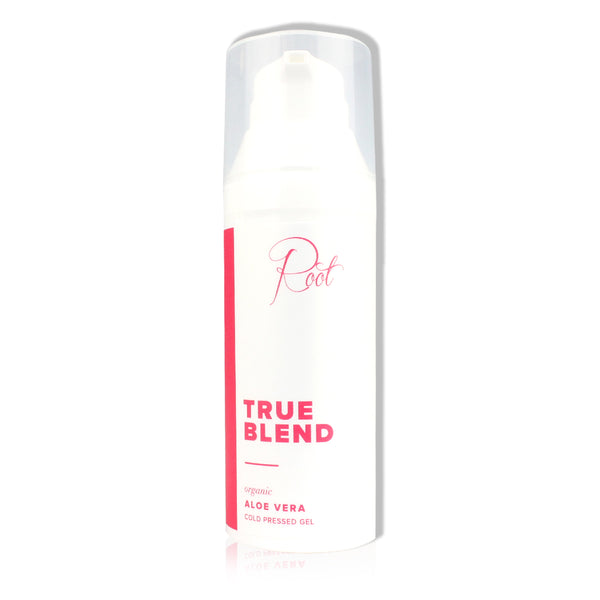 True Blend Organic Aloe Vera Cold Pressed Gel