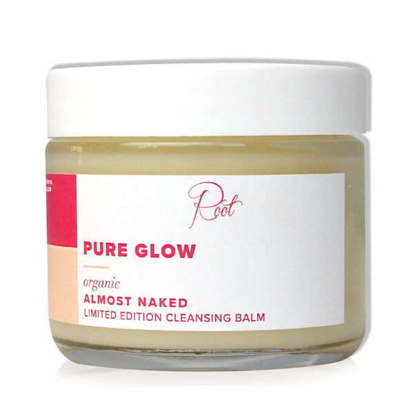 Pure Glow Limited Edition Almost Naked Organic Cleansing Balm