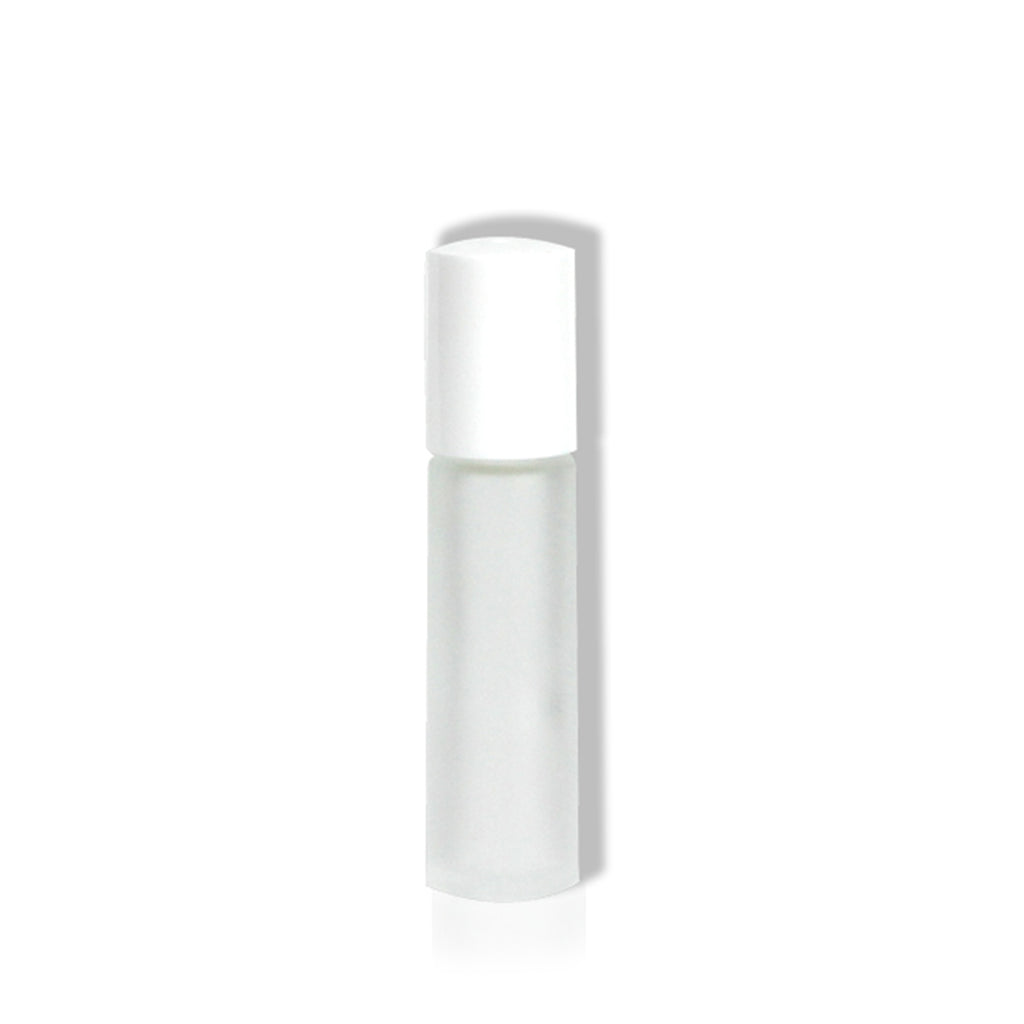 Empty Glass Essential Oil Blend Roller Bottle