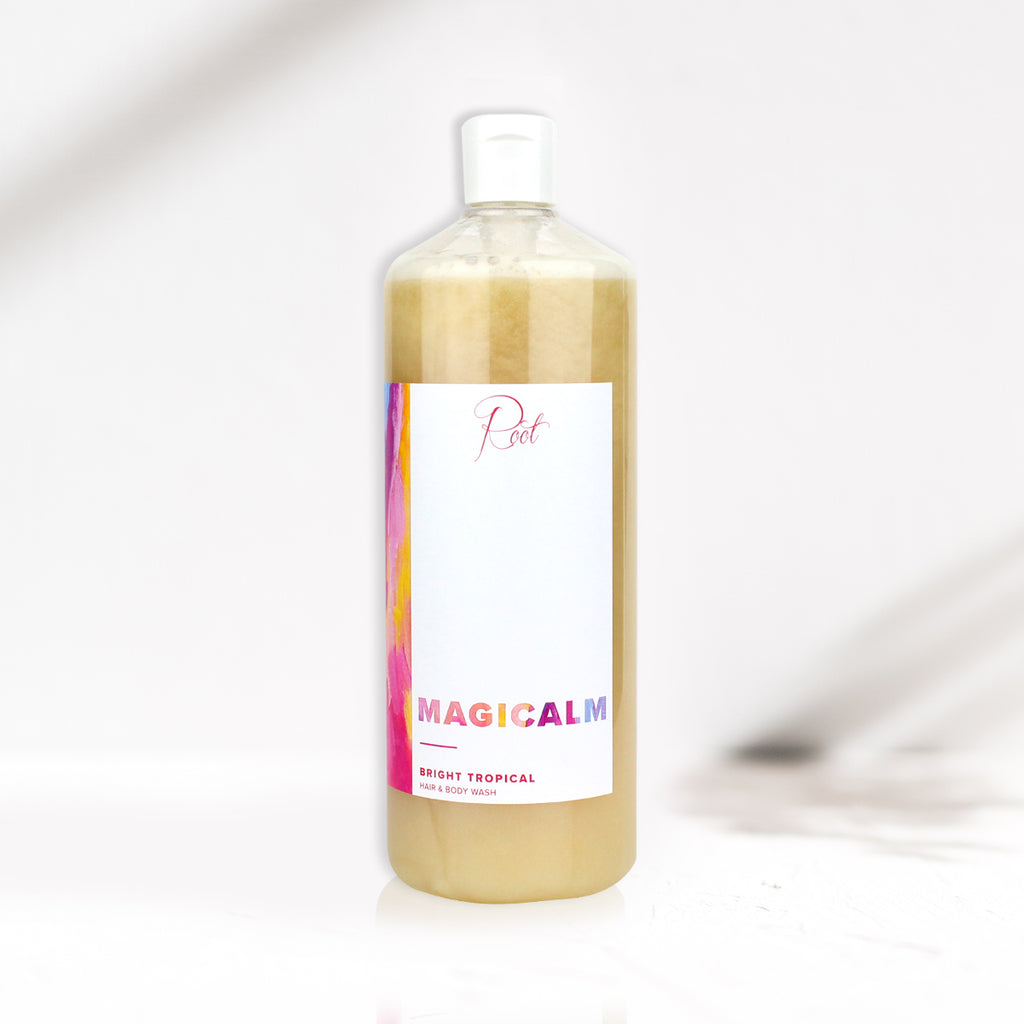 Bulk Magicalm Bright Tropical Hair & Body Wash