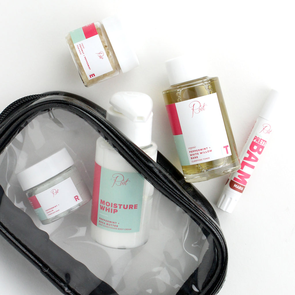 Peppermint Gift Set • With Maris Peppermint Pretty Balm