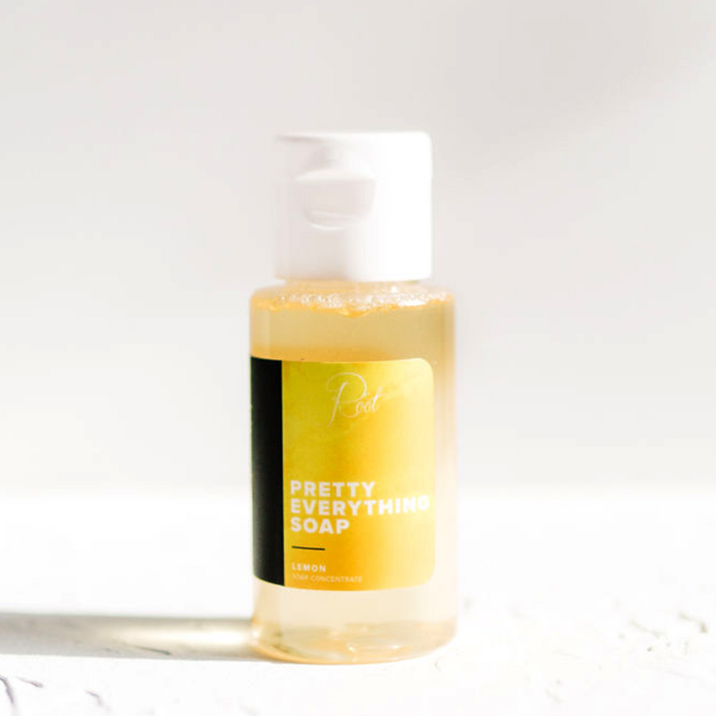 Trial Pretty Everything Soap • Lemon Soap Concentrate
