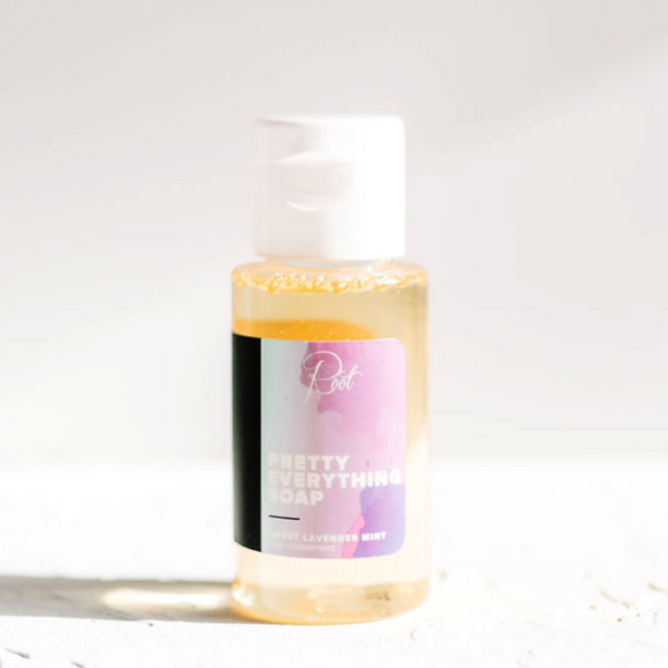 Trial Pretty Everything Soap • Sweet Lavender Mint Soap Concentrate