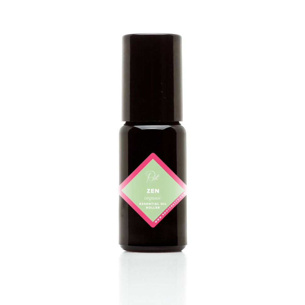 EXCLUSIVE Zen Organic Essential Oil Roller