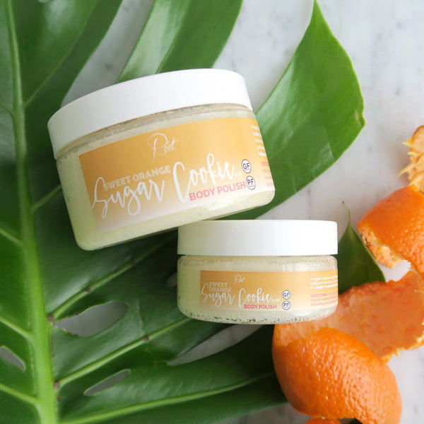 Sweet Orange Sugar Cookie Body Polish