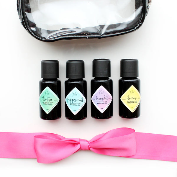 Root Organic Essential Oils Collection Gift Set