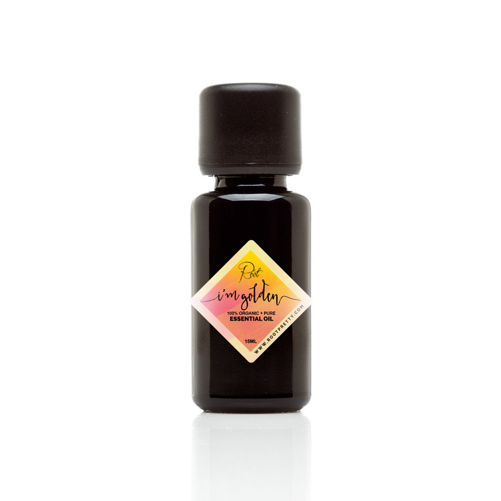 EXCLUSIVE I'm Golden Organic Essential Oil Blend