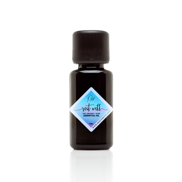 Rest Well Organic Essential Oil Blend