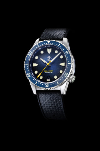 Mako V3 300m Steel 'Midnight Blue' Launch Special