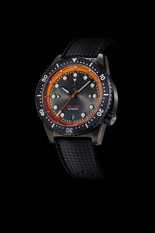Mako V2 500m Diver Steel PVD Orange