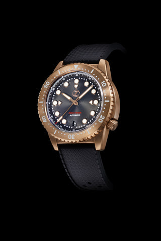 Mako 500m Bronze Diver Anthracite Launch Special