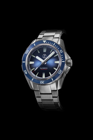 Swordfish V2 300m Diver Seiko NH35 Midnight Blue