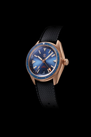 Horizons GMT 200m Bronze 'Cobalt Blue' Launch Special