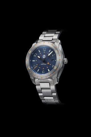 Thresher 500m GMT Steel Blue
