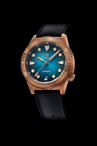 Mako V3 300m Bronze Teal Launch Special