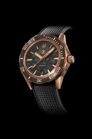 Swordfish 40mm Bronze Meteorite Launch Special