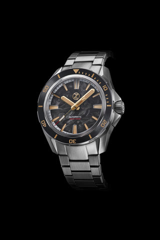 Swordfish V2 300m Diver Seiko NH35 Forged Carbon Launch Special