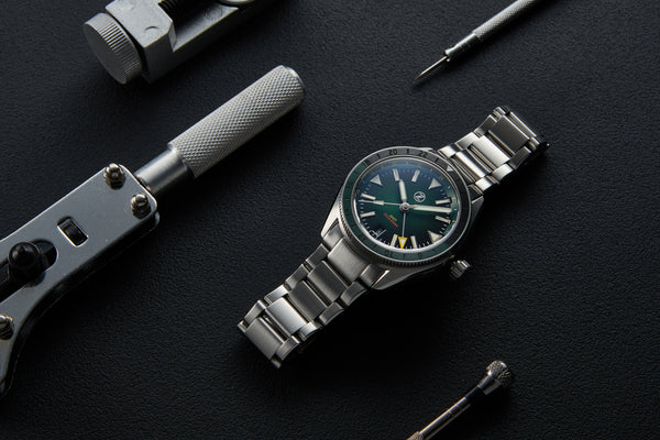 Horizons GMT Stainless Steel Bracelet (For V1 only)