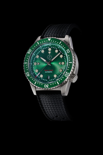 Mako V2 500m Diver Steel Emerald Green