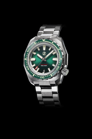 Hammerhead V3 300m Steel Emerald Green Launch Special