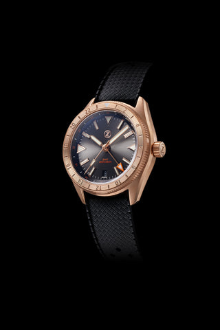Horizons GMT 200m Bronze 'Slate Grey'