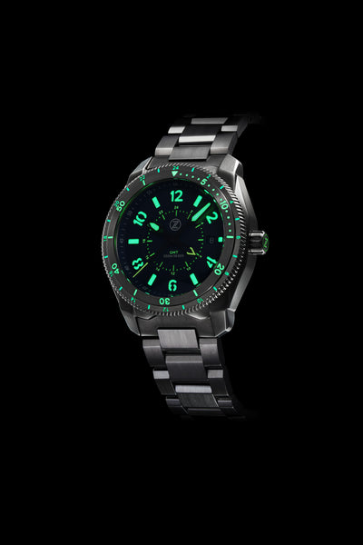 Thresher 500m GMT Hunter Green