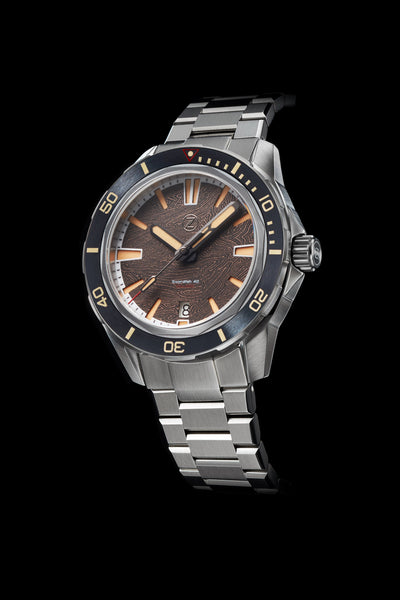 Swordfish 40mm SS 'Space Coral Carbon' Limited Edition