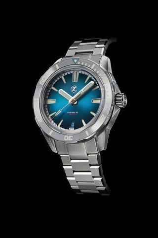 Swordfish 40mm SS Teal Launch Special