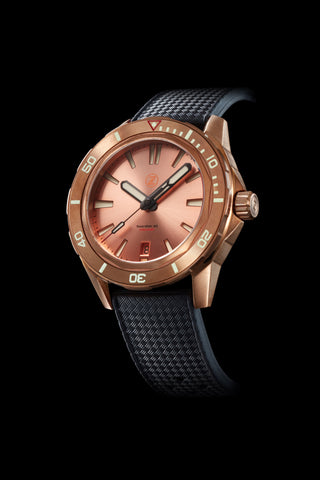 Swordfish 40mm Bronze Salmon Launch Special