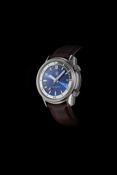 Helmsman 2 300m : Steel Blue