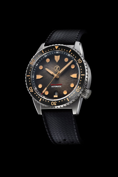 Mako V3 300m Steel Vintage Black Launch Special