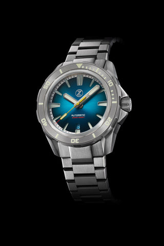 Swordfish Ti 42mm Teal