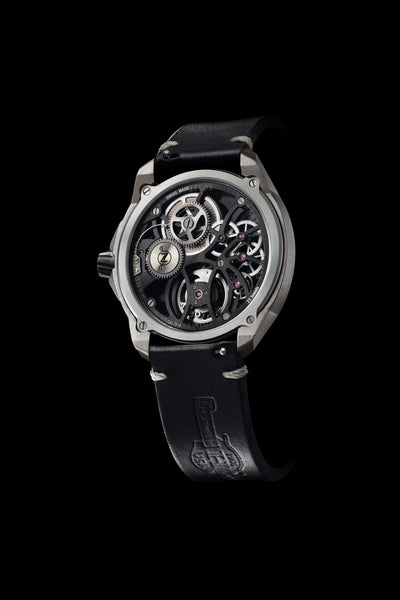 Mirage Tourbillon - Titanium (PVD mainplates)