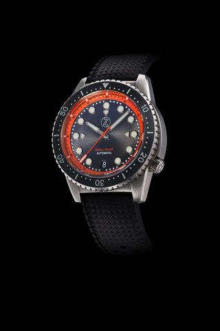 Mako 500m Diver Steel Orange Launch Special