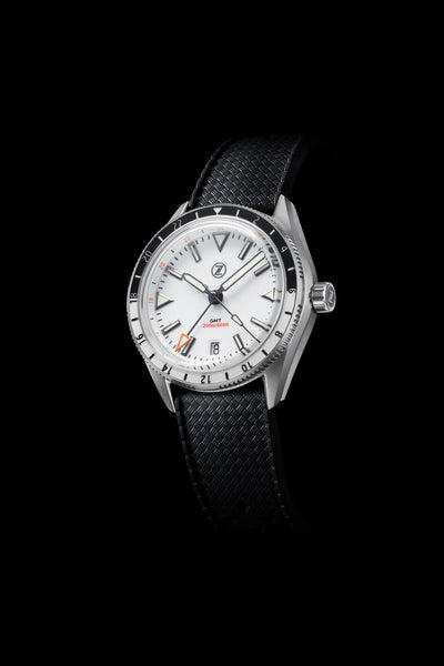 Horizons V2 GMT 200m SS Frost Launch Special