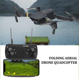 E58 720P/1080P HD Quadcopter - Evolutions Drone