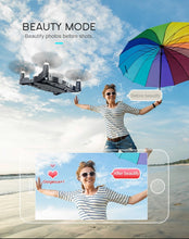 Load image into Gallery viewer, Foldable Selfie Drone 720P