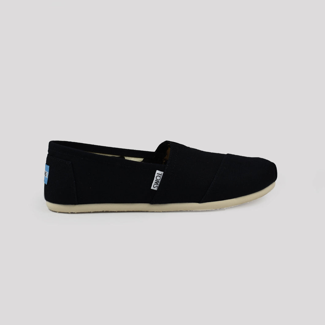 TOMS CLASSIC (W) - BLK