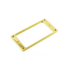 Ant Hill Music Metal Humbucker Pickup Mounting Ring Gold