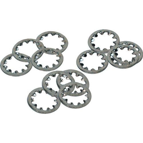 Fender Genuine Star Lock Washers - 12 - Ant Hill Music