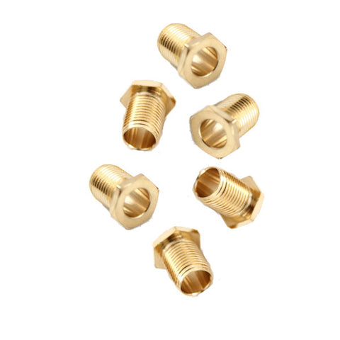 Genuine Fender Tuning Machine Bushings American Deluxe Series Guitars - Gold